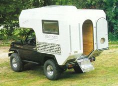 land cruiser camper conversion - Google Search