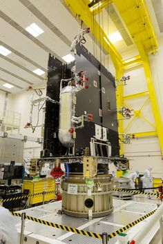 As NOAA's GOES-R satellite goes through mechanical testing in preparation for launch in October 2016, the remaining satellites in the series (GOES-S, T, and U) are also making significant progress.