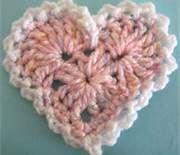 Crochet Heart - Bing Images