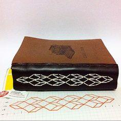 design by vitarlenology: bookbinding