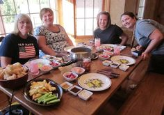 A couple of weeks ago, I hosted my book club at my house, and I served fondue for dinner. Fondue has been a tradition in my family for as ...