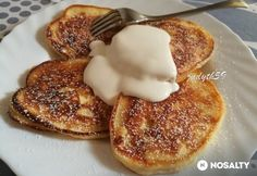 Waffles, Pancakes, French Toast, Deserts, Food And Drink, Breakfast, Recipes, June, Dios