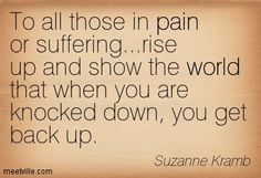 pain inspirational quotes - Google Search