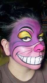chesshire cat makeup
