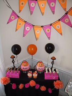 birthday halloween