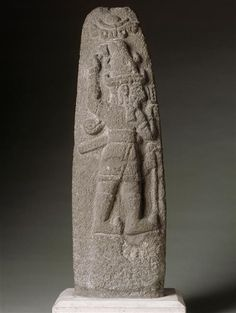 Stele - Era Neo-Hittite   Louvre Museum
