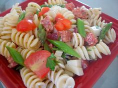 Mary Ellen's Cooking Creations: Pasta Salad Roundup