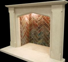 Brick Boards heat resistant insulating panels made from real brick slips - Brick Board Gallery Log Burner Living Room, Home Living Room, Small Hallways, Pink Room, Brick Fireplace, Interior Decorating, Boards, Tapestry, Gallery