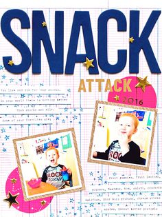 Picture 1 of Snack Attack! by Carson