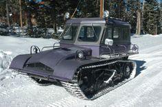 1967 Snow-Trac Snow Cat