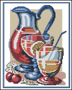 (2) Gallery.ru / для кухни - платные схемы - marbona