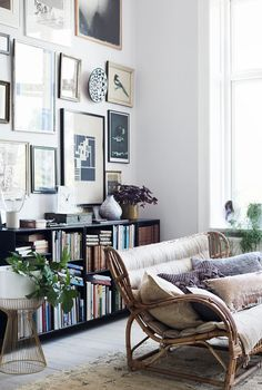 Home Interior Loft Zara Home Home And Living, Decor, House Interior, Bookshelf Decor, Home, Interior, Cozy Living Rooms, Low Bookshelves, Room Interior