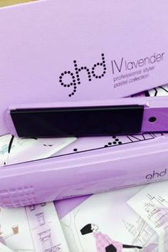GHD pastel collection lavender #GHDpastel #ghdPastels #ghdlavender