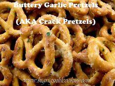 """Recipes, gardening, and life! Formerly """"Sugar Cookies to Peterbilts"""" Butter Pretzels, Pretzels Recipe, Ranch Dip, Garlic Pretzel Recipe, Potluck Appetizers, Potluck Ideas, Ranch Powder, Ranch Pretzels, Ranch Recipe"""