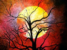 Por do Sol no Coração da África. ..Ro Agria