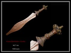 Kuba Goribi - 1000 Euro.jpg - Items for Sale - African Weapons