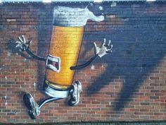 #Streetart in #Glasgow #Scotland #Schottland