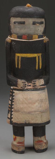 Search: kachina, 2015 May 15 American Indian Art , Pre-Columbian & Tribal Art Signature Auction - Dallas 5216 [50 793 794 792 2088 4294947112]