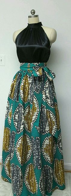 African Print Skirt, African Print Dresses, African Fashion Dresses, African Dress, African Prints, African Inspired Fashion, African Print Fashion, Fashion Prints, African Attire