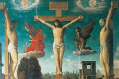 Holy Week Timeline: Relive the Steps of Jesus: Day 6: Good Friday's Trial, Crucifixion, Death, Burial