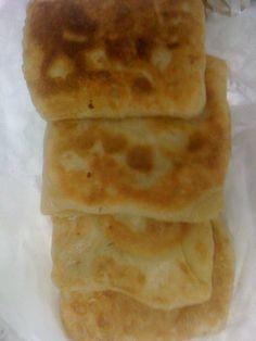 How to make Roti Boyan (Boyanese Bread) ~ Singapore Food | Recipes
