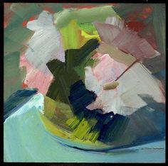 "Daily Paintworks - ""2397 swap"" - Original Fine Art for Sale - © Lisa Daria"