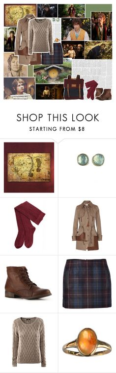 """The Hobbit"" by green-jello ❤ liked on Polyvore featuring Jamie Joseph, Thakoon Addition, Zigi Soho, Maje, H&M and Ted Baker"