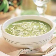 Poblano Chile Soup