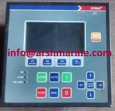 SYMAP EC Microprocessor Based Protection Relays www.arshmarine.com