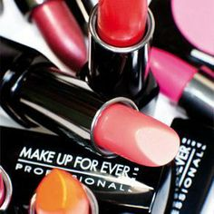 lipsticks makeup forever