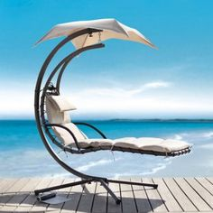 While Away Your Summer In This Outdoor Dream Chair