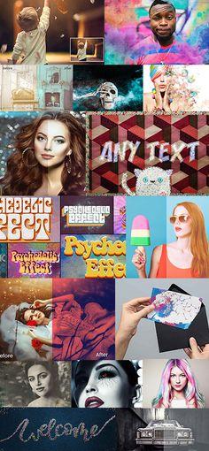 The Glorious Photoshop Add-ons Bundle: 5500 Unique Photoshop Plugins Photoshop Plugins, Cool Photoshop, Design Bundles, Fonts, Graphics, Graphic Design, Illustrations, Unique, Art