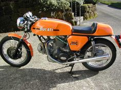 1974 DUCATI 750 Sport #legend