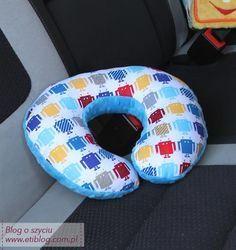 Jak uszyć poduszke podróżną dla dziecka - blog o szyciu - tutorial