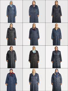 Streetwear en uniformiteit - één van de hoofdthema's van Blue Jeans.   Ari Versluis en Ellie Uyttenbroek, Exactitudes, nr 128 Brigade, 2010.