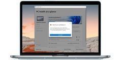 Microsoft presentó la semana Windows 11 a bombo y platillo. Y la primera duda que se nos vino a la... Mac Base, Microsoft, Software, Windows, Health, Bass Drum, Operating System, Health Care, Ramen