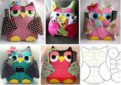 Owl Caddy