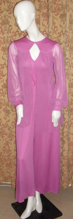 Check out this item in my Etsy shop https://www.etsy.com/uk/listing/249960402/1970s-mr-darren-fushia-layered-keyhole