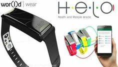 Hottest Wearable Technology in Health and Fitness! New Smart Wristbands, Health Monitoring & Disease Prediction. Game changer in Wearable Technology  Visit our site to see more details. #HELO #WearableTechnology #Fitness #Health #WorldGN