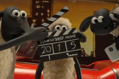 First trailer for Aardman's Shaun The Sheep movie