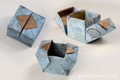 http://www.paperkawaii.com/2015/08/14/origami-hinged-gift-box-video-tutorial/