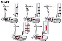 Scotty Cameron 2014 Select Series Custom Putters FairwayGolfUSA.com