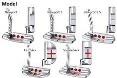 Scotty Cameron 2014 Select Series Custom Putters FairwayGolfUSA.com