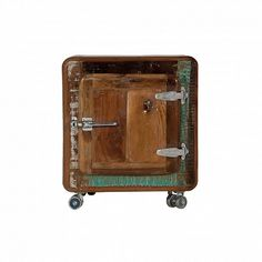 the Reclaimed Bedside Table offers something for any interior or office space. This natural beauty need not be destined for the bedroom alone Kingdom Of Great Britain, Vintage Stil, Best Phone, Bedside, End Tables, Interior, Natural Beauty, Bedroom, Space