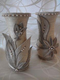 Волшебная мешковина.Идеи для творчества,рукоделия. — Поделки из мешковины,джута и кофе. | OK.RU