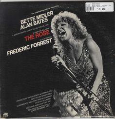 Bette Midler - The Rose - The Original Soundtrack Recording