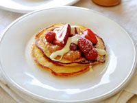Recipe: Pancakes with dulce de leche   Stuff.co.nz