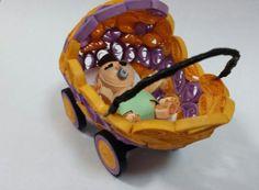 Dziecko w wózeczku