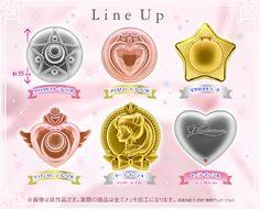 """sailor moon"" ""sailor moon merchandise"" ""sailor moon toys"" ""sailor moon gashapon"" ""sailor moon compact"" ""star locket"" ""crystal star"" ""prism heart"" ""crisis moon"" toy anime japan shop"
