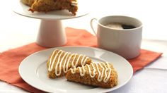 The perfect carrot cake hack: Turn the springtime treat into low-carb scones just in time for Easter